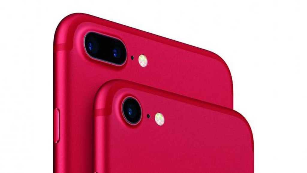 iPhone 7 Warna Merah Resmi Dirilis