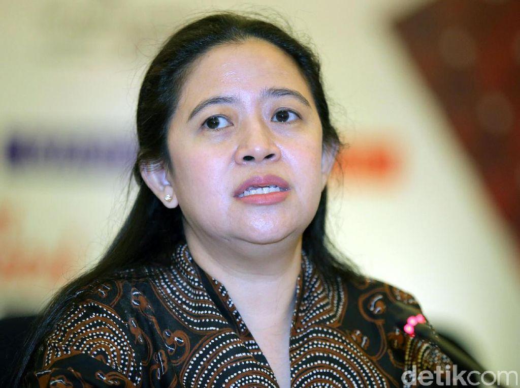 Puan Pimpin Rakor Percepatan Rehabilitasi Lombok