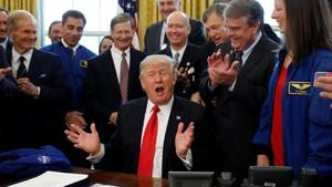 Donald Trump dan Jutaan Pengikut Palsu