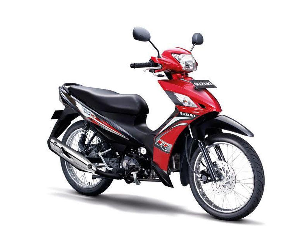 Si Gesit Suzuki Smash Hidup Kembali