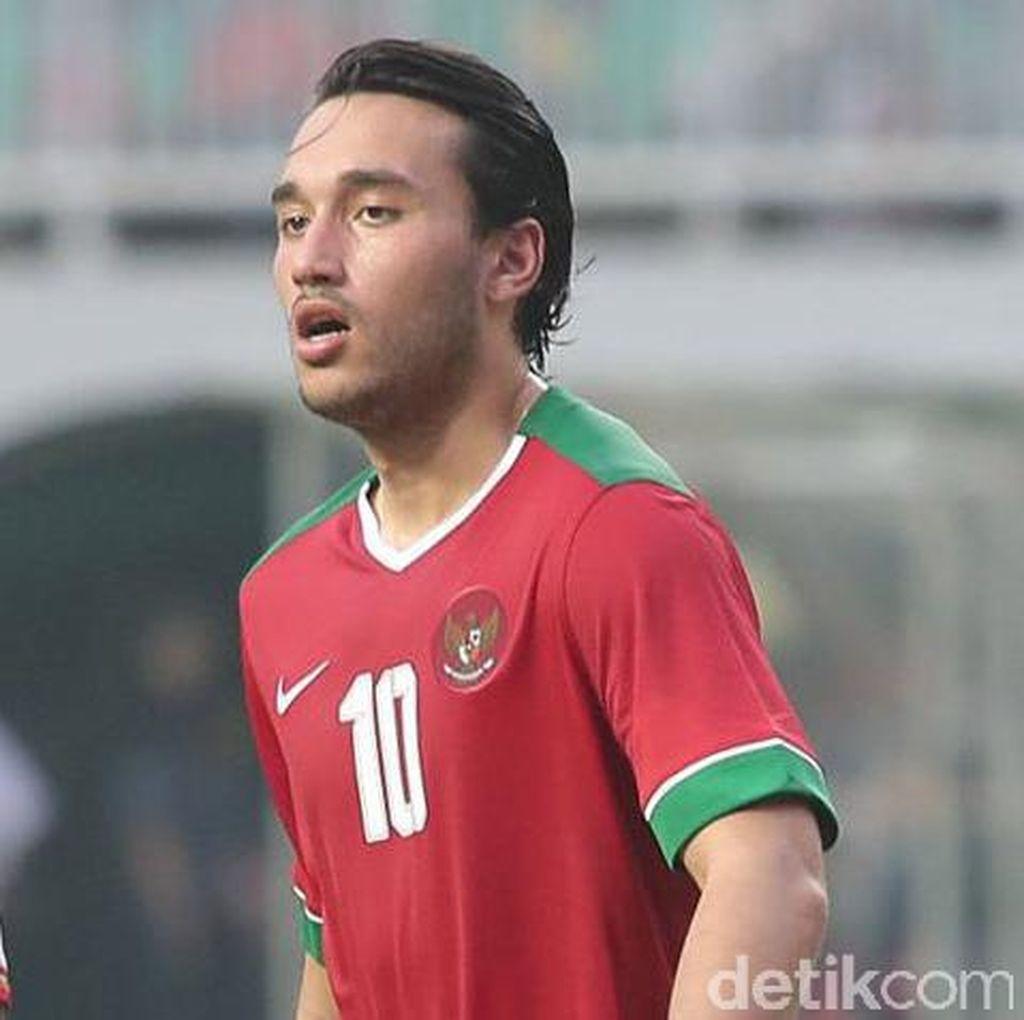 Ezra Belum Kepikiran Bermain di Klub Indonesia