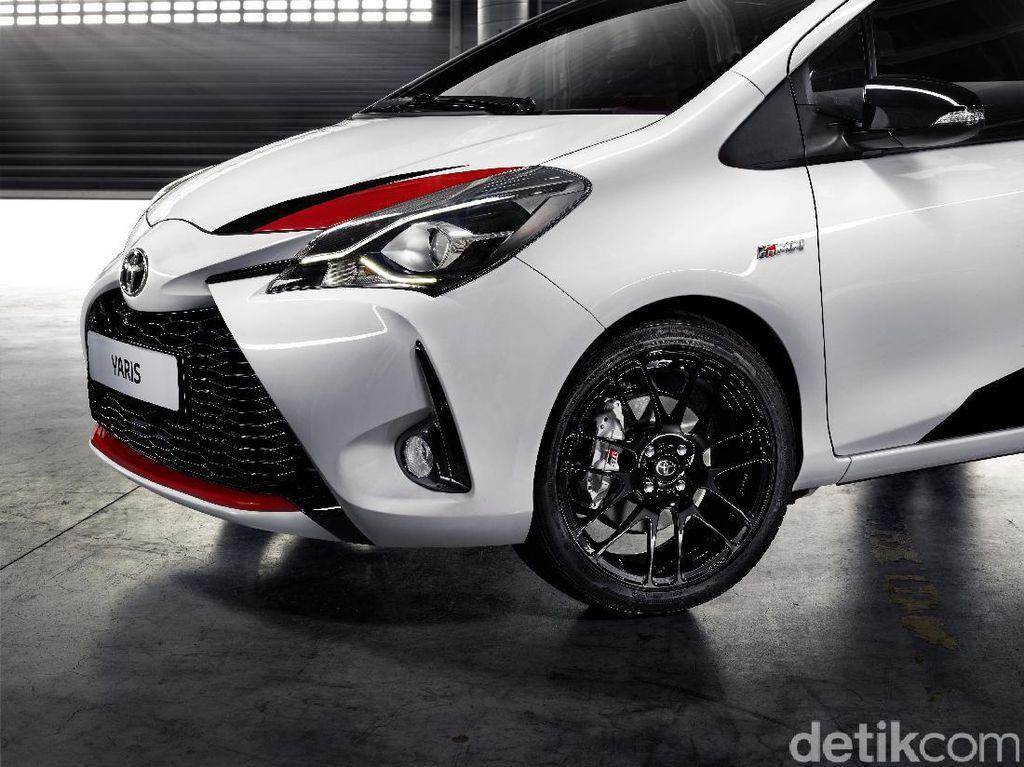 Toyota Bakal Punya Line Up Mobil Sport Baru