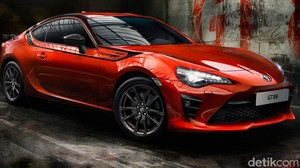 Mobil Sport Toyota 86 Macan