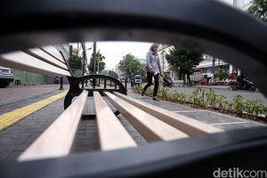 Wajah Pedestrian Melawai Makin Keren
