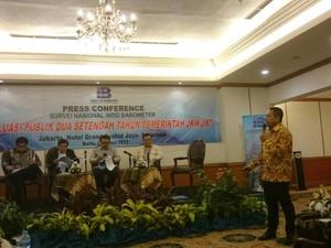 Menteri Paling Memuaskan Versi Indo Barometer: Susi, Lukman, Anies