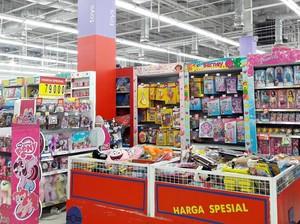 Beri Kejutan Si Kecil dengan Promo Mainan di Transmart Carrefour