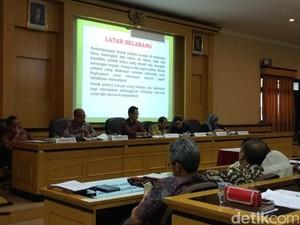 Datangi Kampus FH UGM, DPR Minta Masukan soal Revisi UU KPK
