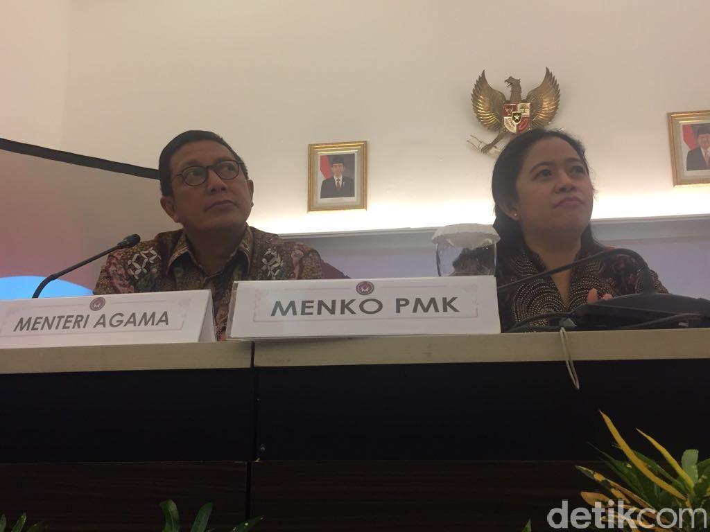 Menag: Wali Kota Mekah Penanggung Jawab Pencairan Dana Crane