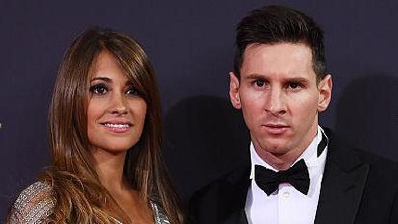 Daftar Tamu Undangan dan Kado untuk Pernikahan Messi