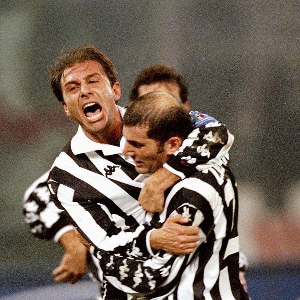 Dari Zidane Sampai Conte, Barisan Pelatih Alumni Skuat Juventus 2001