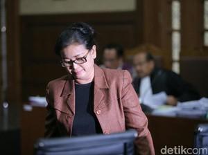 KPK akan Proses Hukum Miryam Haryani atas Dugaan Keterangan Palsu