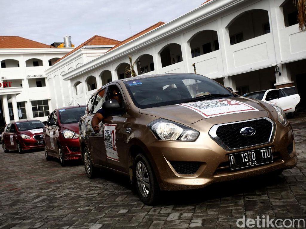 Risers Asal Garut Menangi Datsun Risers Expedition Etape Sulsel