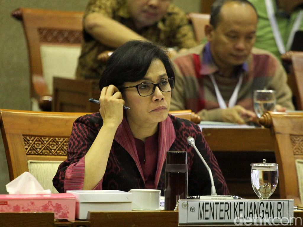 Rapat 5 Jam Dengan Menkeu, DPR Minta PP Holding BUMN Dicabut