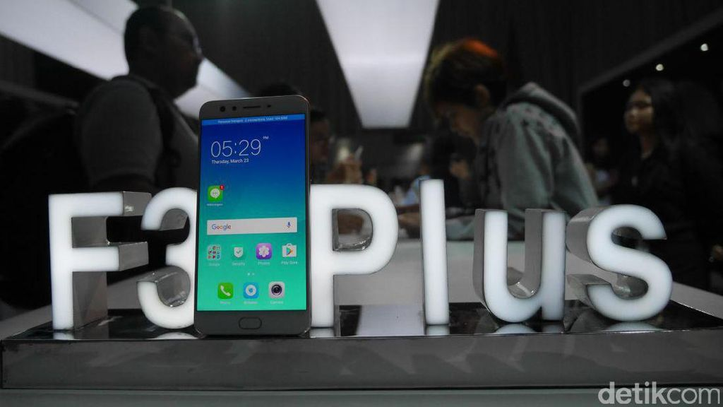 Oppo Buka Keran Pemesanan Jagoan Selfie F3 Plus