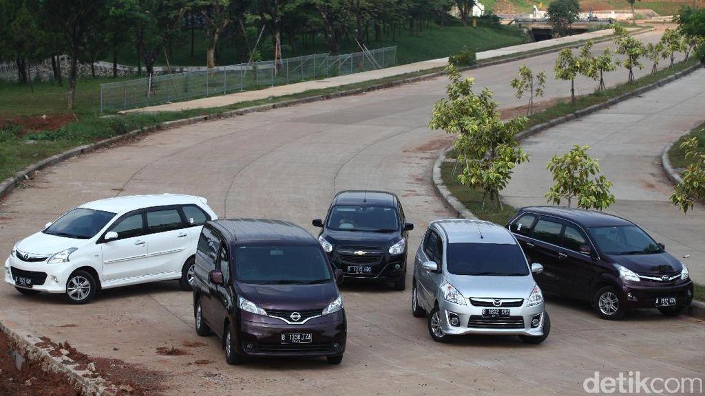 Toyota Sambut Positif Pemain Baru di Segmen LMPV
