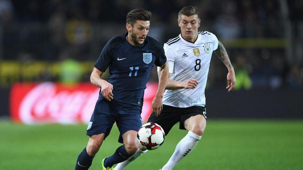 FA Bakal Hukum Suporter Inggris yang Menghina Jerman