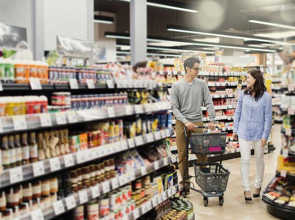 Saat Belanja ke Supermarket, Perhatikan 5 Tips Pilih Makanan Ini