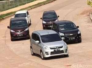 Kalau Mau Laku Jualan Mobil di Indonesia, Siapkan yang 7 Kursi