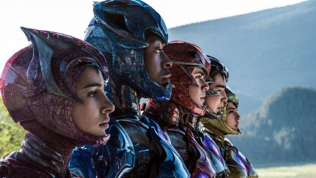Power Rangers: Ketika Para Ranger Kumpul Lagi