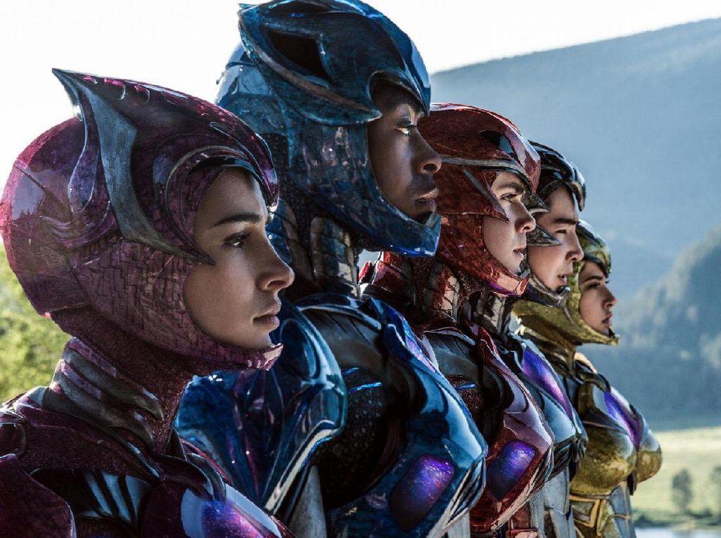 Sinopsis Power Rangers, Misi Kalahkan Rita Repulsa