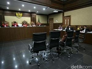 Keponakan Novanto Sebut Jatah e-KTP 7 Persen untuk Senayan