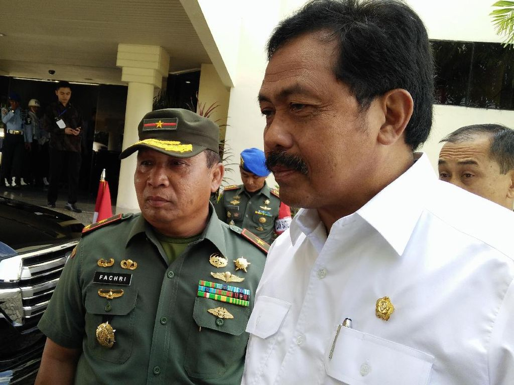 Kadis hingga Kabid yang Terjaring KPK Bersama Gubernur Kepri