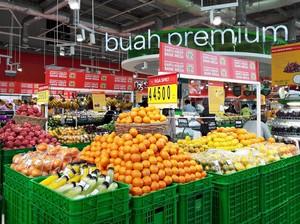 Sehat Setiap Hari dengan Promo Sayur dan Buah di Transmart Carrefour