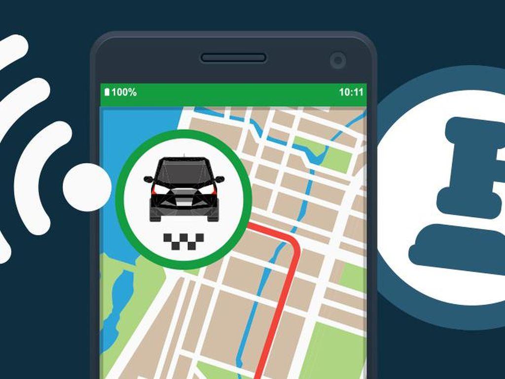 Tarif Taksi Online Batal Diatur, Begini Pergerakan Saham Blue Bird dan Express