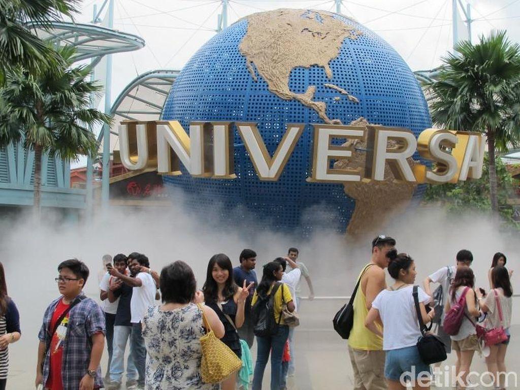Foto: Tempat Rekreasi Seru untuk Libur Sekolah di Asia