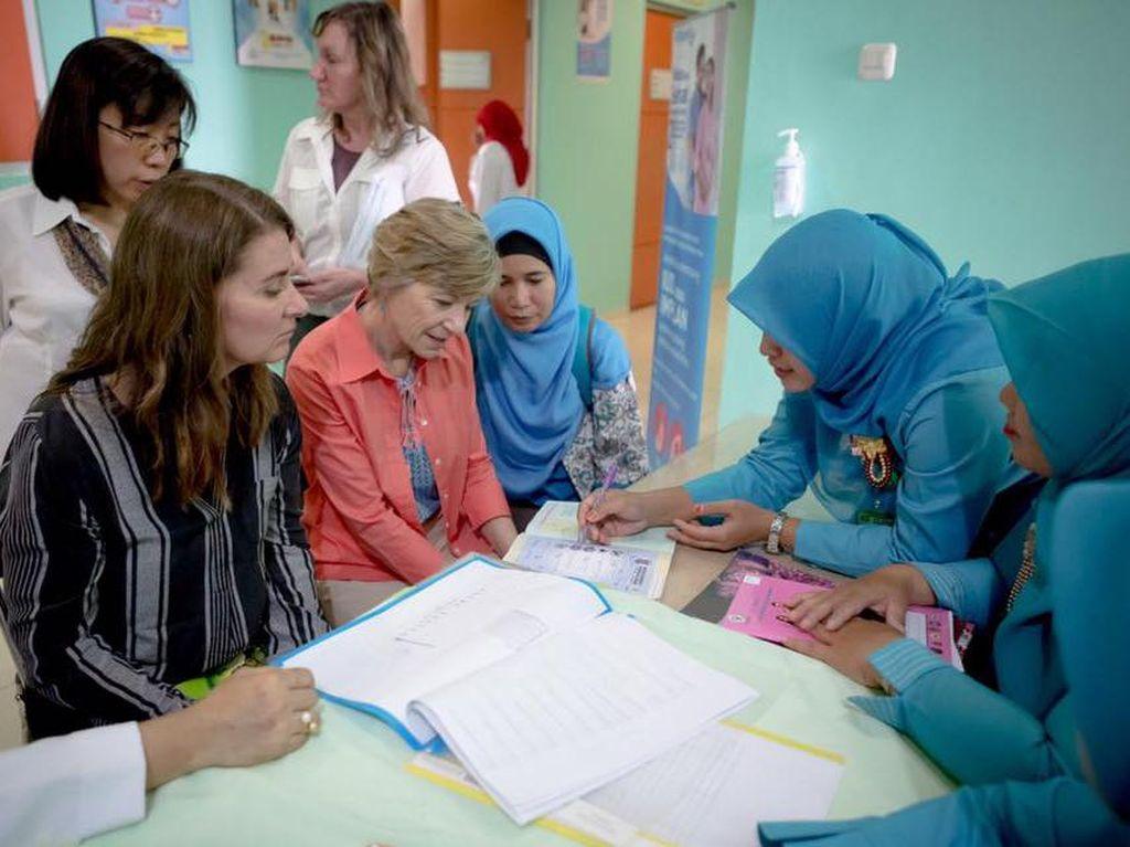 Mau Sambangi Indonesia, Begini Kesederhanaan Istri Bill Gates