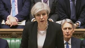 Nge-<i>Tweet</i> Soal Bom Kereta London, Trump Bikin Geram PM Inggris