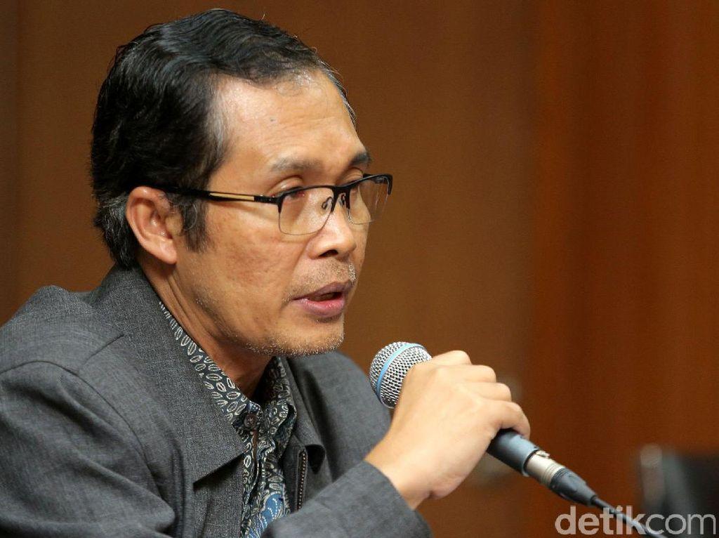 KPK: Jangan Sampai Hubungan Lembaga Disusupi Kepentingan