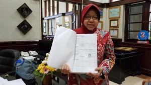 Pertahankan Aset dan Cagar Budaya, Risma Minta Doa Warga Surabaya