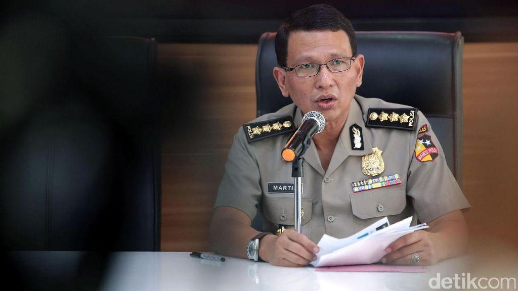 Penjelasan Polisi Soal Lapisan Sel Kelompok Teror Kampung Melayu
