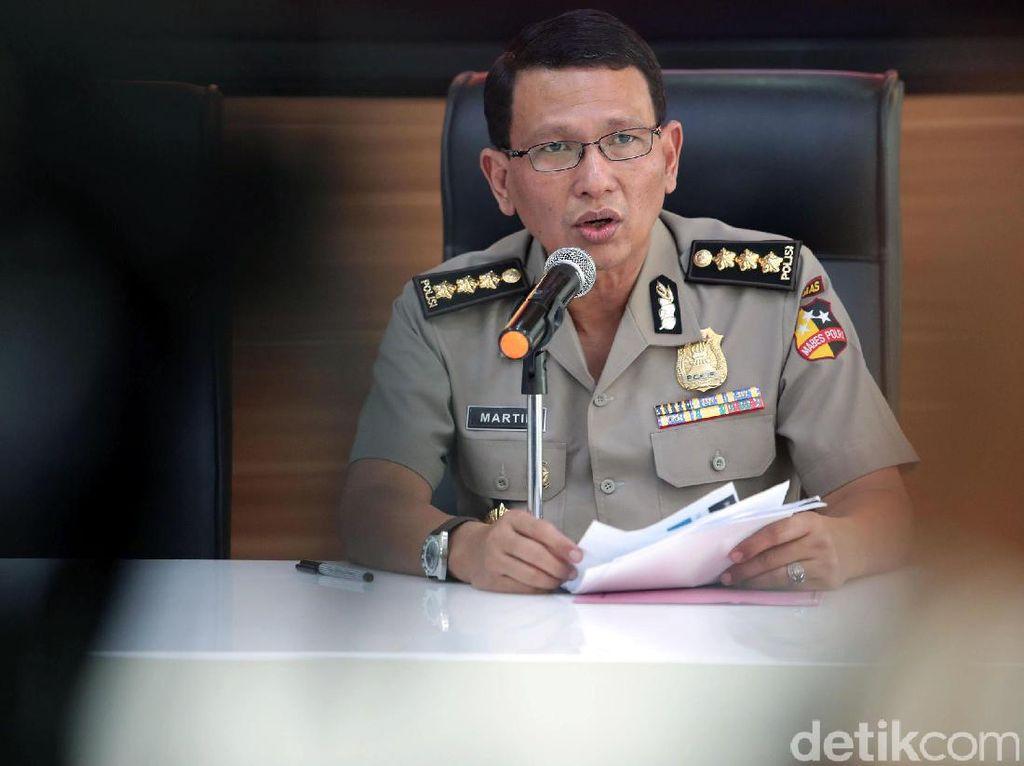Teroris yang Ditangkap di Yogyakarta Berperan Cari Dana untuk ISIS