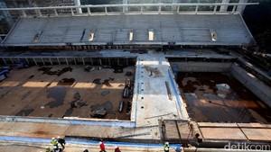 Renovasi Venue di GBK Molor, Test Event Asian Games 2018 Diundur