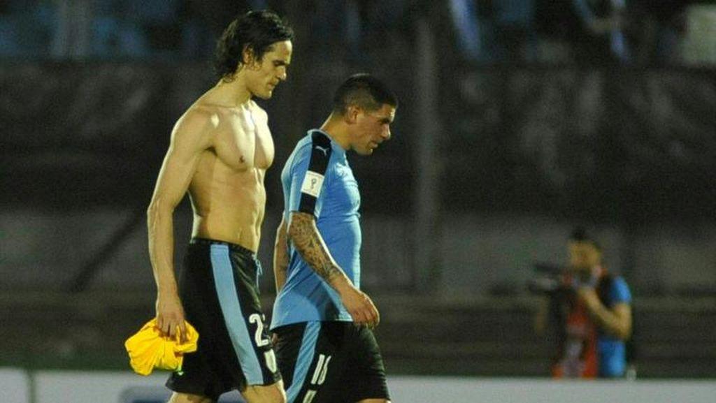 Uruguay Dihajar Brasil, Tabarez: Kekalahan yang Menyakitkan