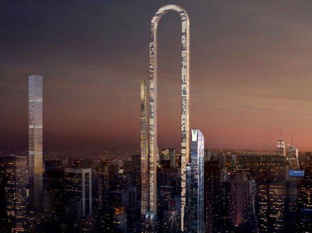 Inikah Gedung yang Akan Mengalahkan Burj Khalifa?