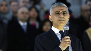 Sadiq Khan Tak Layani Kritikan Putra Trump Soal Teror London