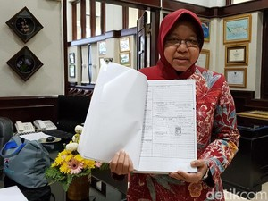 Selamatkan Aset Pemkot Surabaya, Risma: Aku Teler Rek