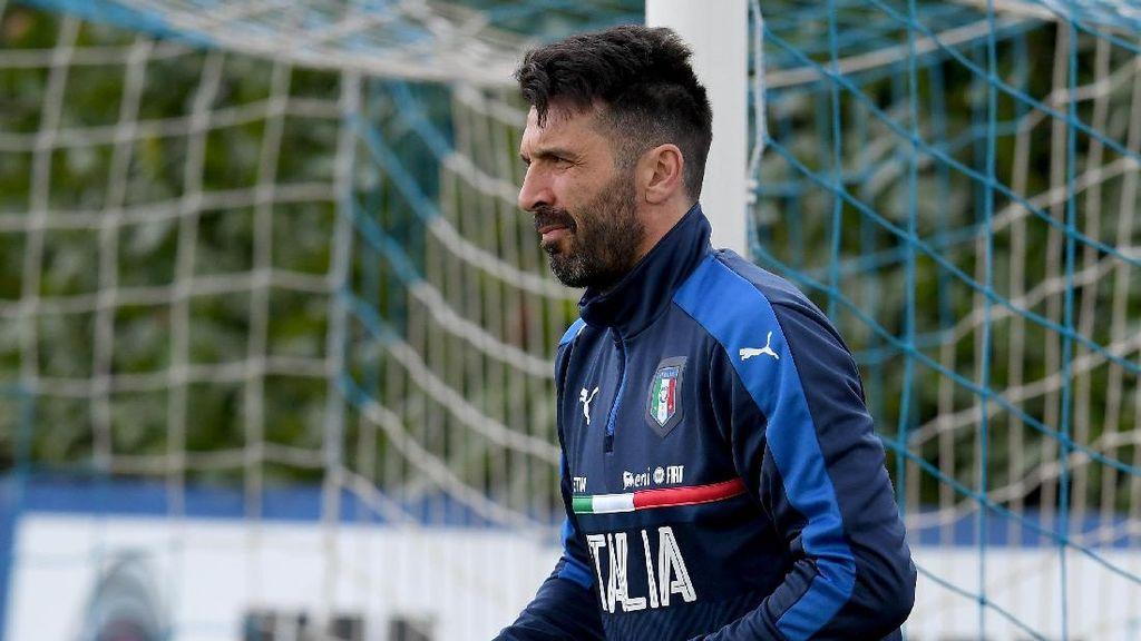 Candaan Buffon tentang Laga Terakhir dalam Kariernya