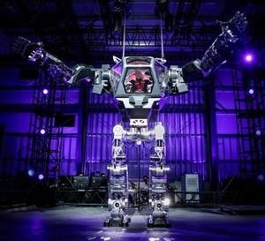 Robot Gundam Jadi Mainan Baru Bos Amazon