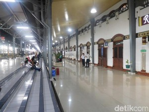 Long Weekend, PT KAI Operasikan KA Semarang - Bandung Tambahan