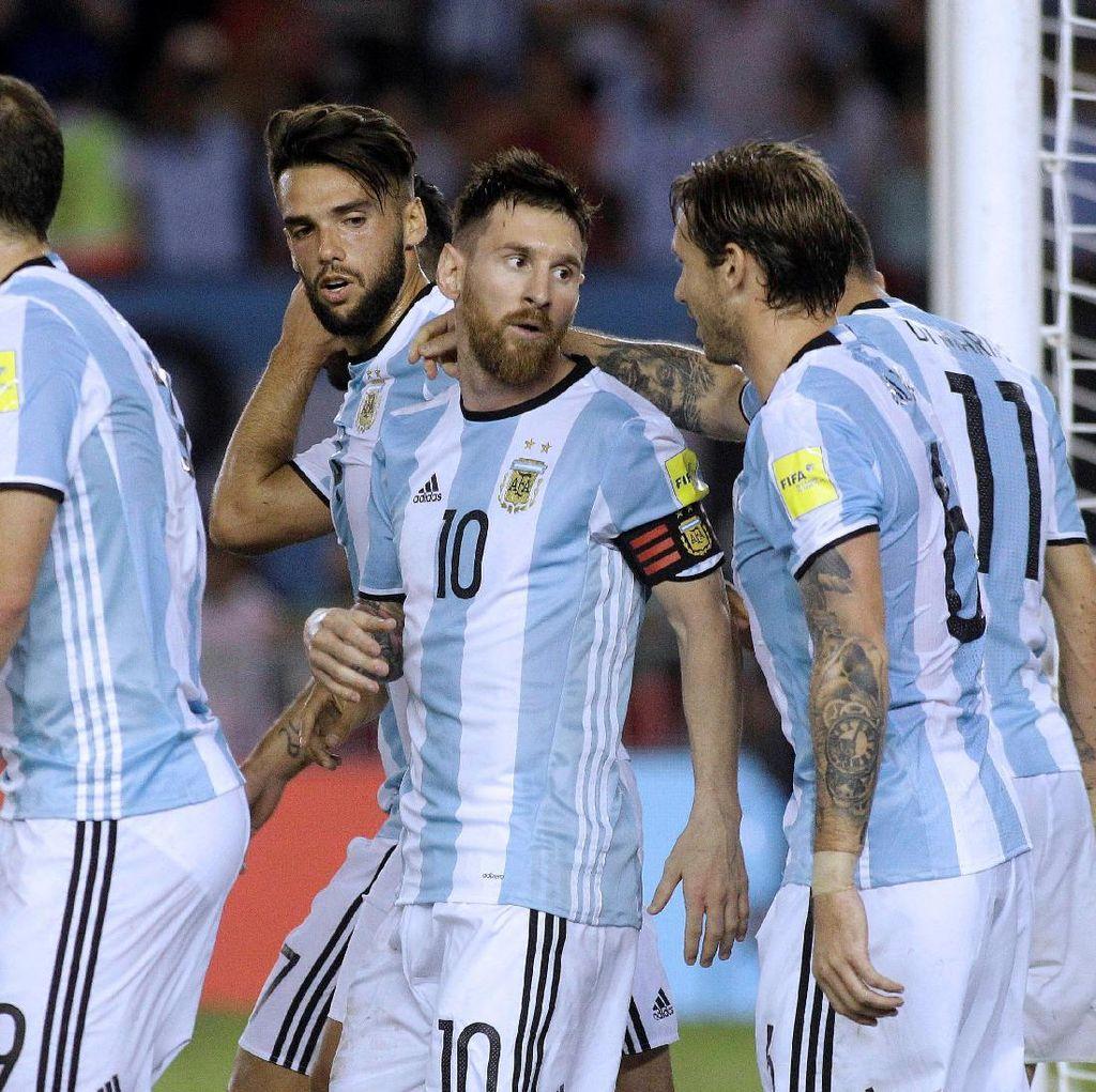 Vidal Sindir FIFA yang Lunak Terhadap Messi