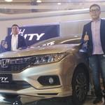 Honda City Wajah Baru Mulai Meluncur ke Surabaya