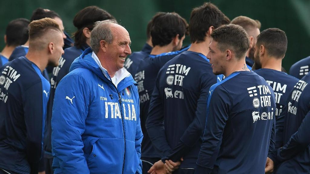 Italia Tak Pandang Albania Sebelah Mata