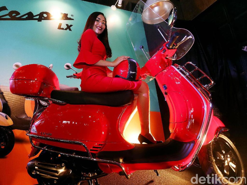 Piaggio Yakin Tak Terganggu Kehadiran Honda SH150i