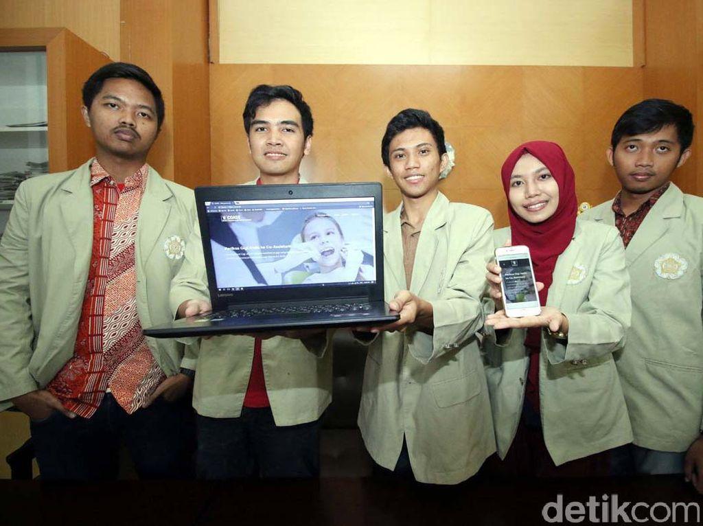 Kembangkan Aplikasi Pasien Gigi, Mahasiswa UGM Wakili ASEAN ke AS