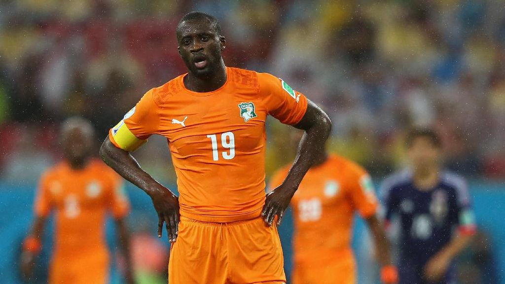 Pelatih Baru Pantai Gading Akan Bujuk Yaya Toure Kembali ke Timnas