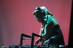 Aksi DJ Bercadar Jadi Viral